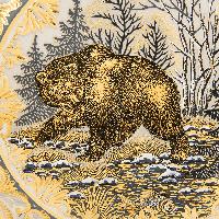 Набор охотника Медвежий оскал цена