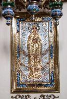 Купить Икона Пресвятой Богородицы Луганская цена