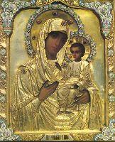 Икона Пресвятой Богородицы Люблинская цена