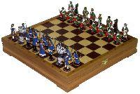 Купить набор подарочных шахмат