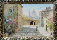 Купить картину На Улицах Города
