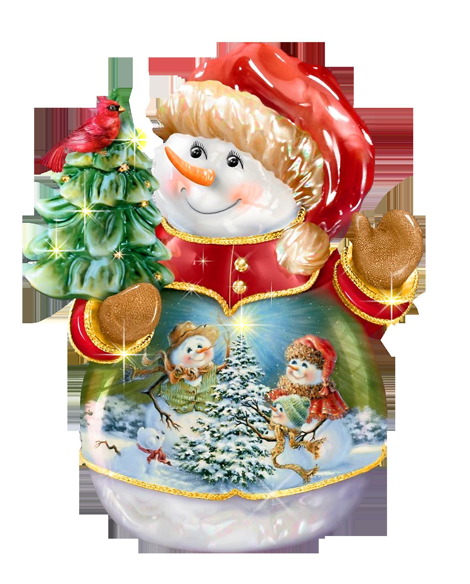 Ледовая Москва Снеговики