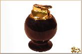 Зажигалка Кувшин из обсидиана