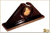 Часы Сардарапат маленький из обсидиана