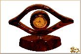 Часы Око из обсидиана