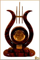 Часы Лира из обсидиана