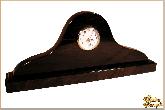 Часы Наполеон из обсидиана