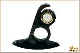 Часы Валентина из обсидиана