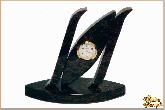 Часы Ирина из обсидиана