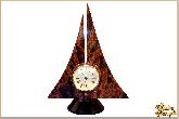 Часы Парус из обсидиана