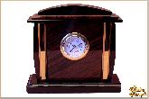 Часы Оригиналные из обсидиана