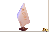 Флаг Традиционный из обсидиана