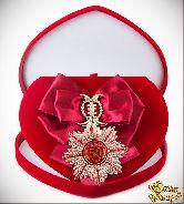 Большой Орден Юбилей 50 (малиновая лента)