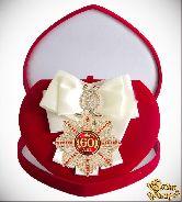 Большой Орден Юбилей 60 (белая лента)