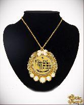 Медаль с Розочками на цепочке Самой красивой принцессе элит