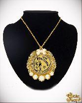 Медаль с Розочками на цепочке Самая Женственная элит