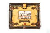 026-07-44-13 Панно декоративное большое (натуральная кожа)