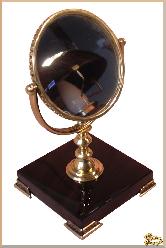 Зеркало Авангард из обсидиана