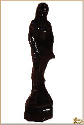 Фигура Леди Скверная из обсидиана