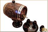 Бочка Корпоративная (3 литра) из обсидиана