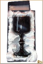 Рюмки и бокалы Классический из обсидиана