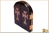 Молитвенник О38 ОО9 из обсидиана