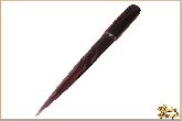 Канцелярский нож Традиционный из обсидиана