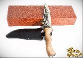 "Нож туристический ""Скорпион"" в футляре"