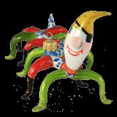 Ёлочная игрушка из Польши Сороконожка