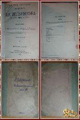 Полное собрание сочинений Мельникова П. И. том 1, 1909 г. ( вариант 2)