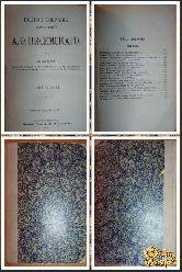 Полное собрание сочинений Писемского А. Ф., том 8, 1911 г, вариант 4