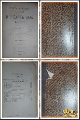 Полное собрание сочинений М. Е. Салтыкова, том 1, 1905 г. (вариант 2)
