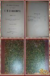 Полное собрание сочинений Станюковича К. М. том 10, 1907 г.