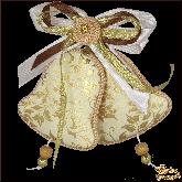 Игрушка из дизайнерского картона Колокольчики