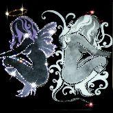 Картина Ангел и демон