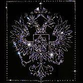 Картина Герб РФ (белый)