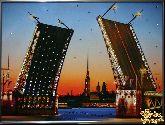 Картина Дворцовый мост. малый.