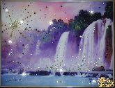 Картина Долина Водопадов