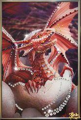 Картина Дракончик