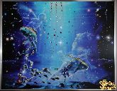 Картина Рыбы Кагая