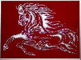 Картина Конь огонь