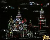 Картина Кремль
