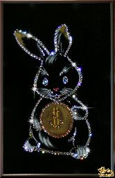 Картина Кролик-бакс