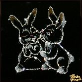 Картина Крольчата
