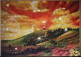 Картина На краю Земли