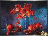 Картина Натюрморт гранат