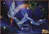 Картина Райские птицы