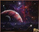 Картина Рождение Звезды