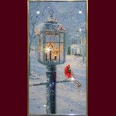 Картина Рождественский вечер