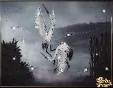 Картина Танец журавлей